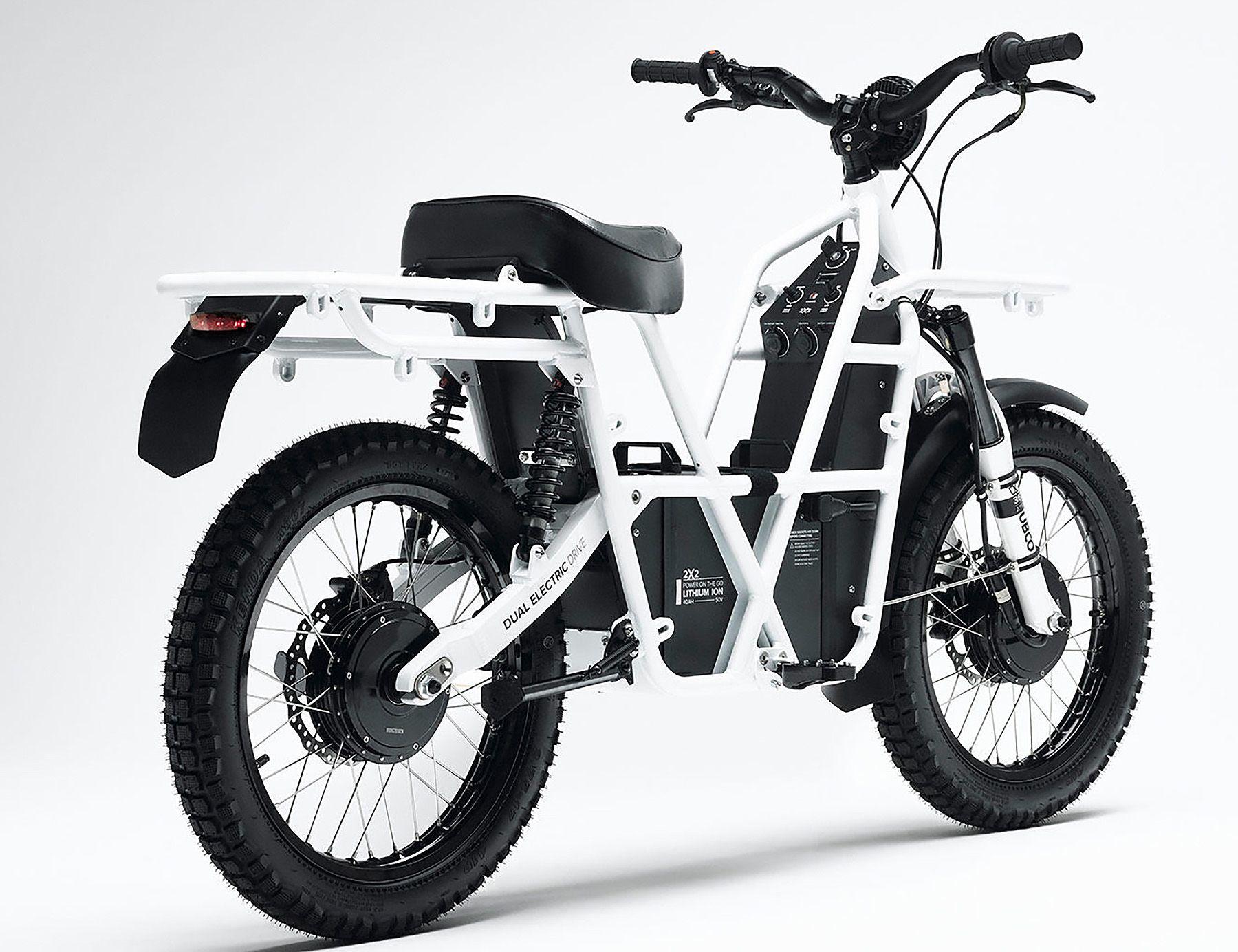 Elektro Dirt Bike Ubco 2x2 2019 Motorrad Mofa Autos
