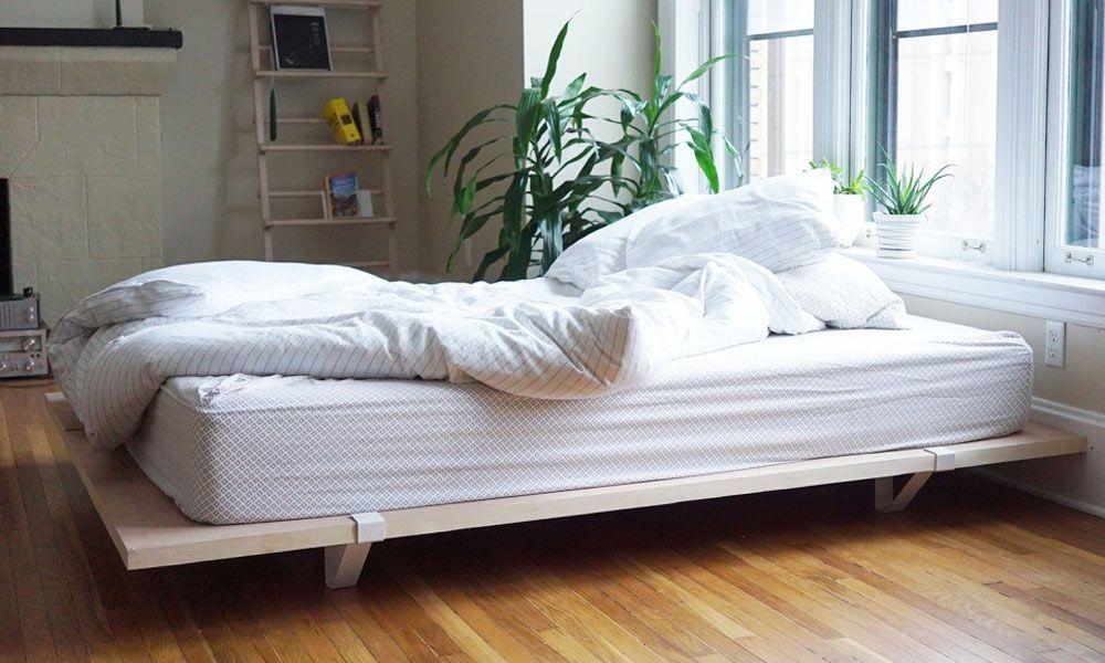 Floyd DIY Platform Bed Frame Bed frame design