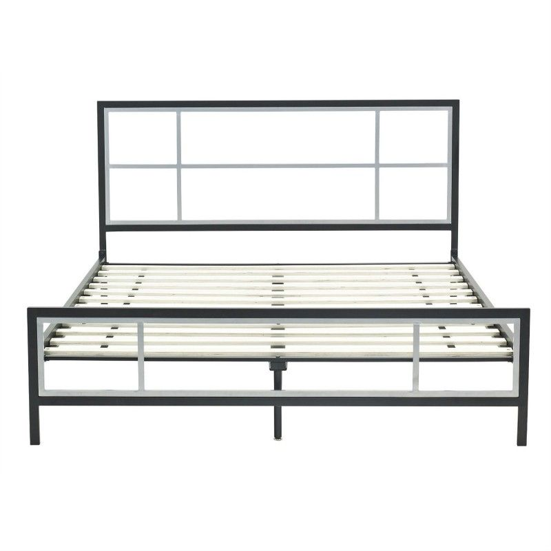buy beds online at wayfair enjoy free shipping browse our great selection of platform beds murphy beds and more metal bed framequeen size