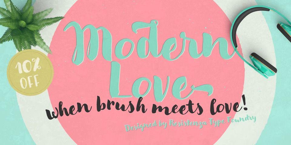 Modern Love by Resistenza