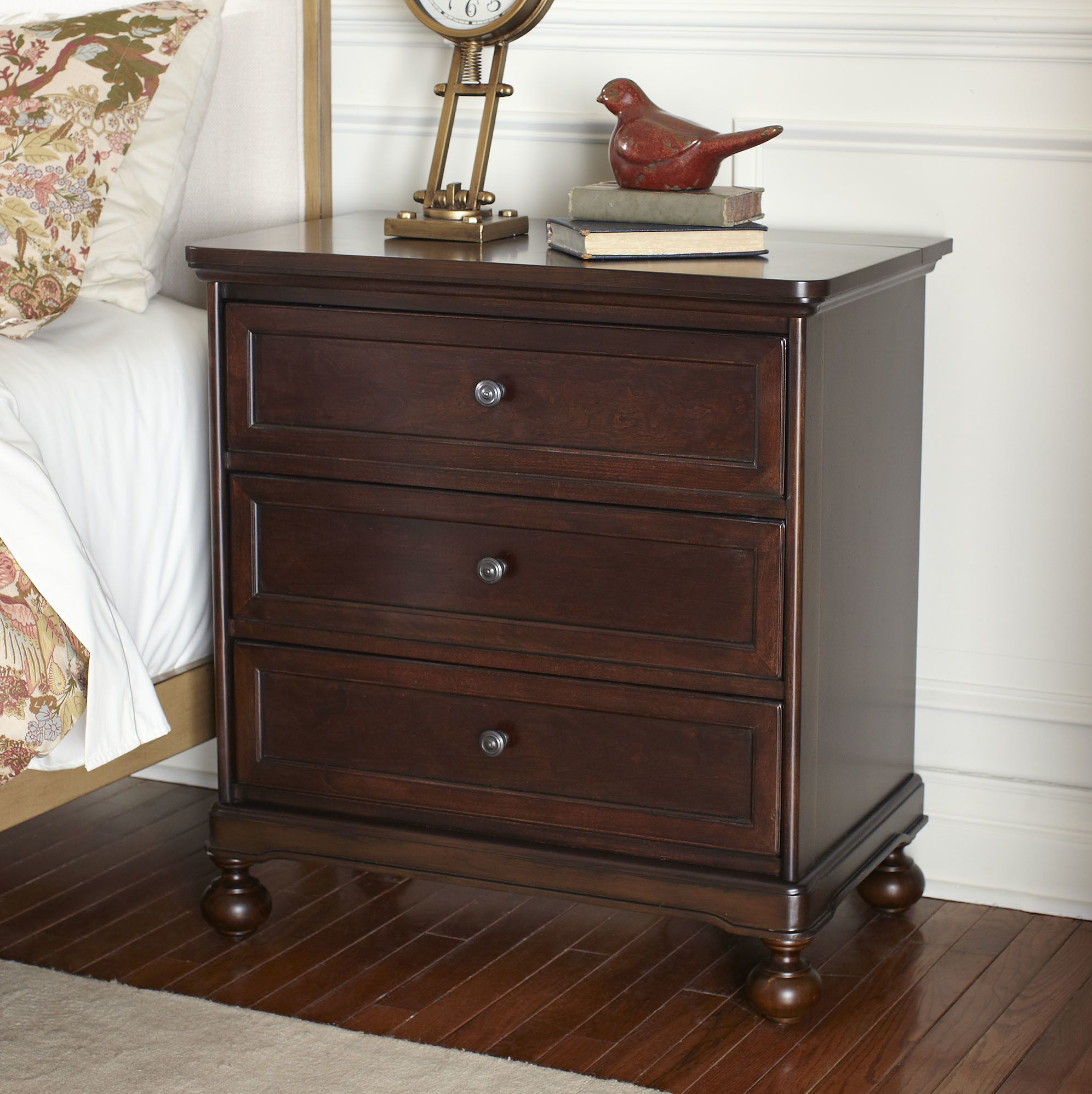 Patmore nightstand products pinterest nightstands and products
