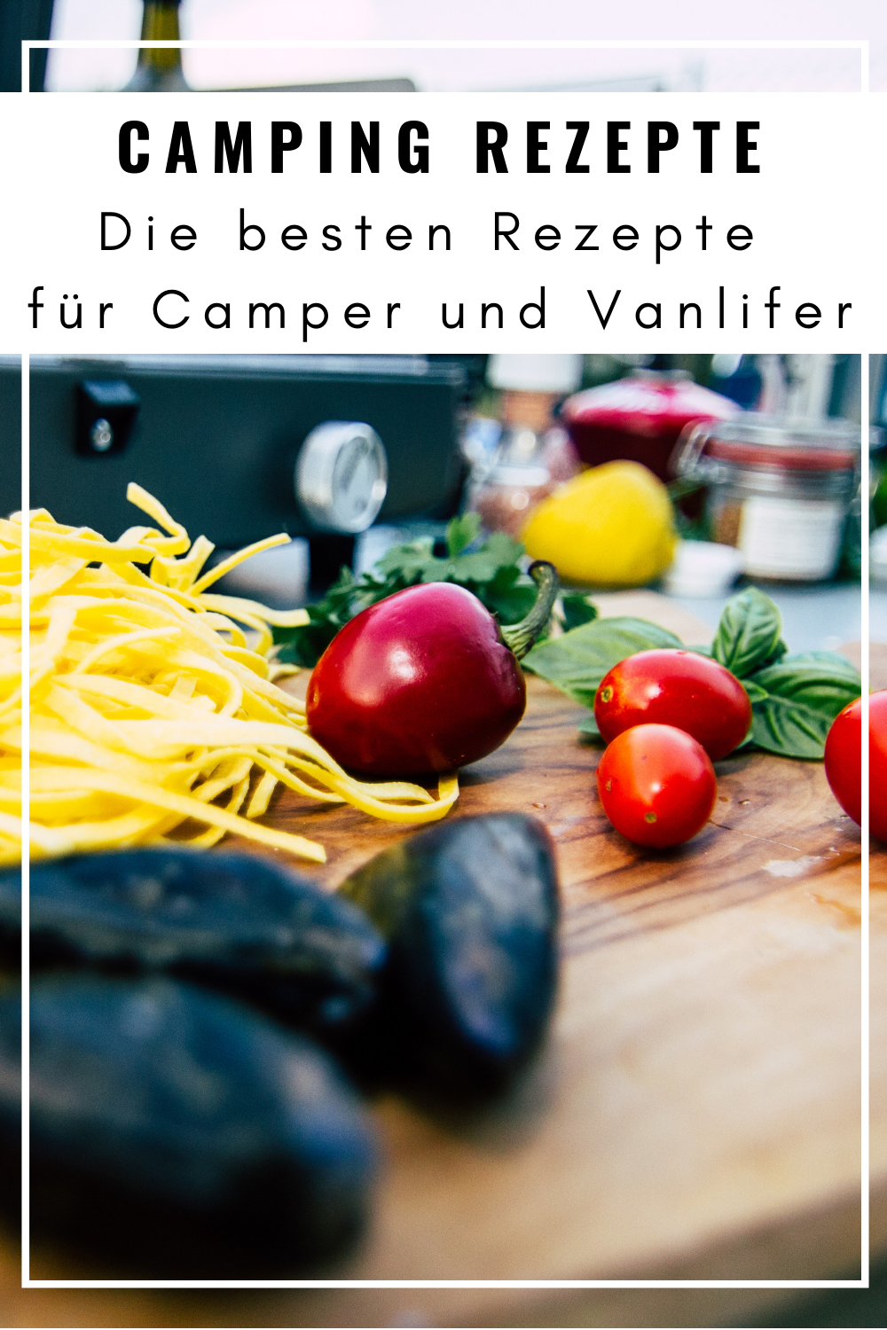 Photo of Camping Recipes for Camper and Vanlifer