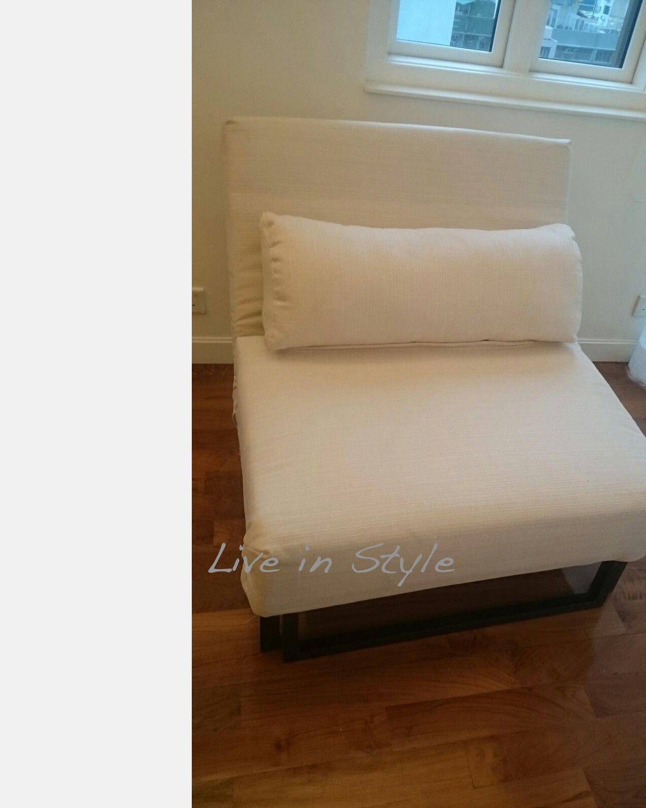Laydown Single SofaBed Sofa bed, Bedroom furniture, Bed