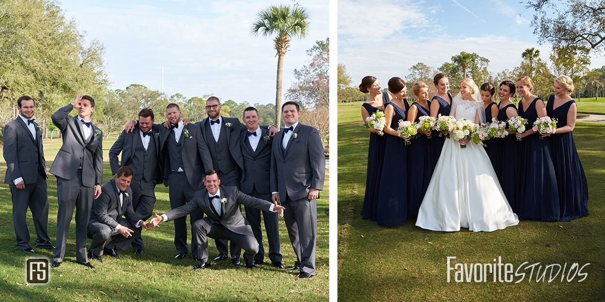 Jacksonville Wedding Photography San Jose Country Club Party