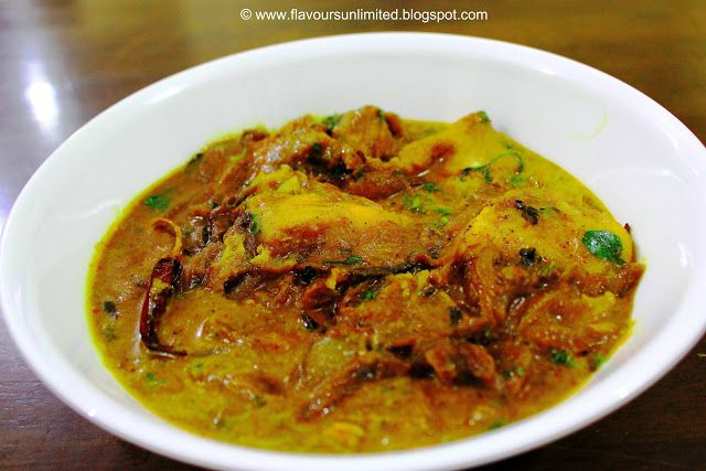 South Indian Fish Curry- courtsey Master Chef Australia