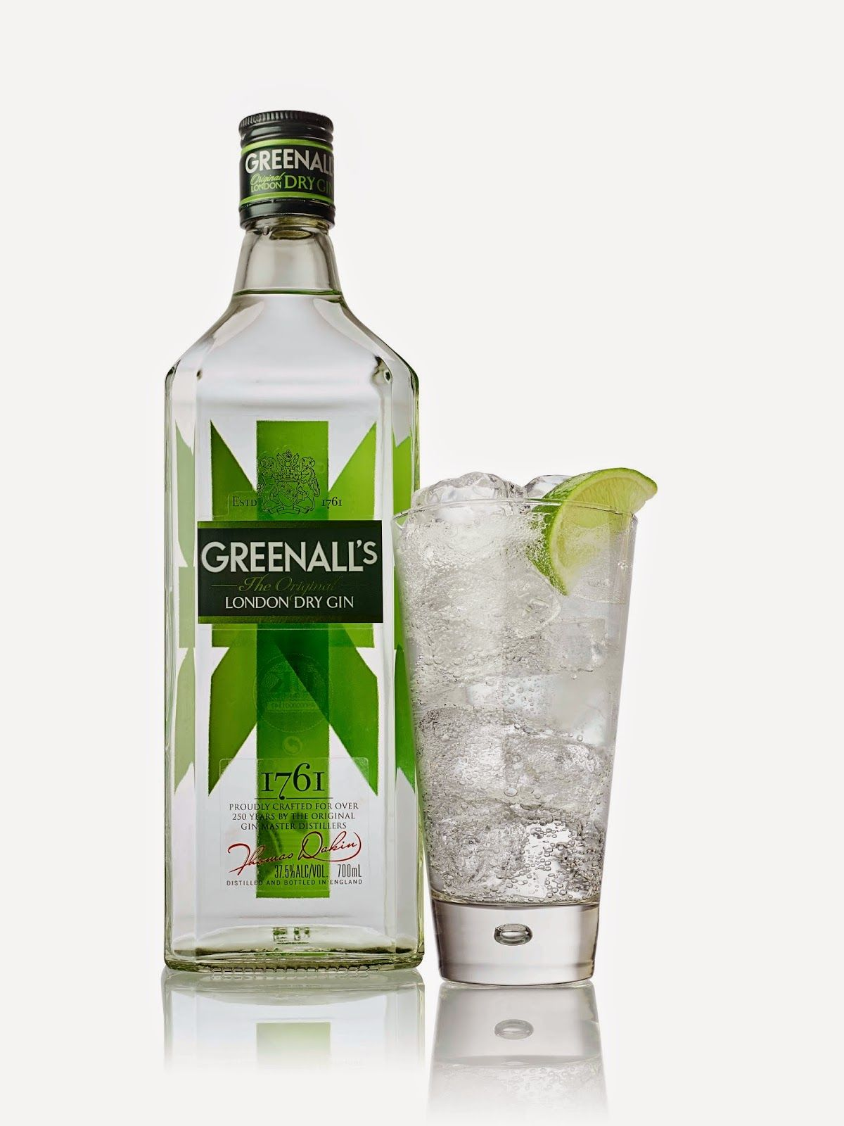 Attachment Mummy: Spring Cocktails with Greenall's