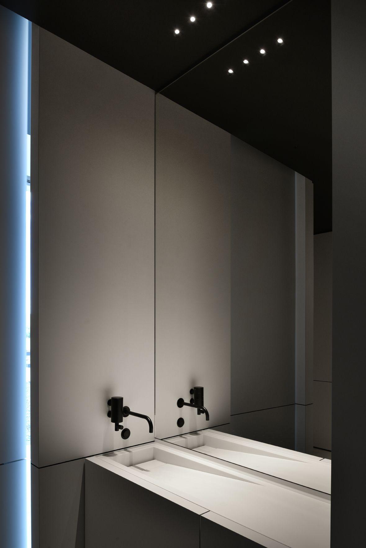 Kreon Lighting Wash Basin In The Kreon Lighting HQ Belgium R Ghane
