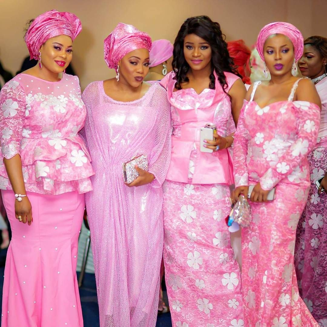 Our aso ebi gallery consist of artistic aso ebi styles that are too ...