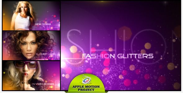 Fashion Glitters Apple Motion Templates Click To Play Preview Video - After effects templates torrent