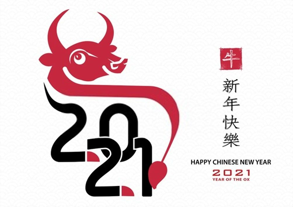 Happy Chinese New Year 2021 Images in 2020 Happy chinese