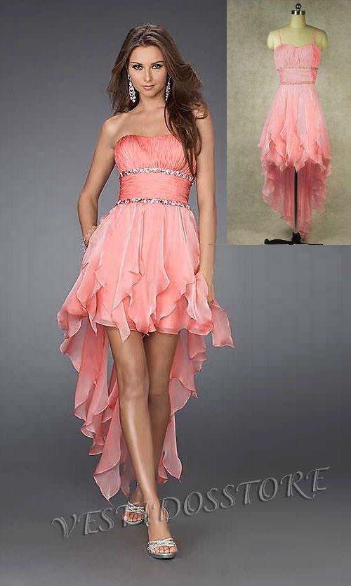 Vestidos cortos para las fiesta de cóctel, bonito y barato ...