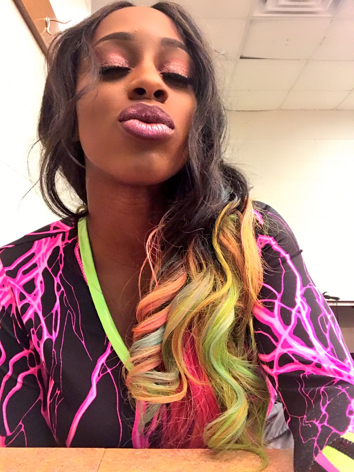 You go Naomi I see you. | People I Admire | Pinterest