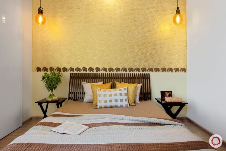 Wallpaper Vs Paint Insider Info You Need To Know Bedroom Design Trending Decor Latest House Designs