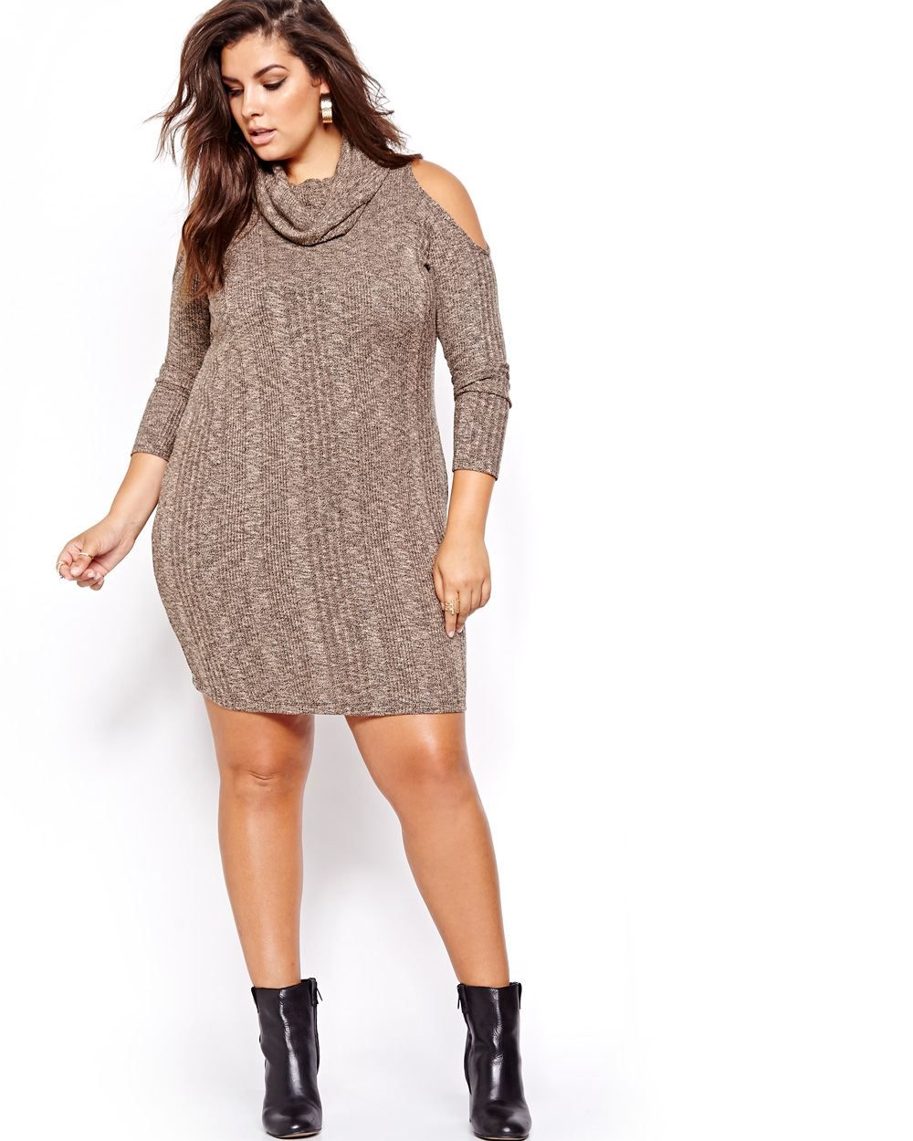 This season s trends easy to wear dresses cold shoulder styles