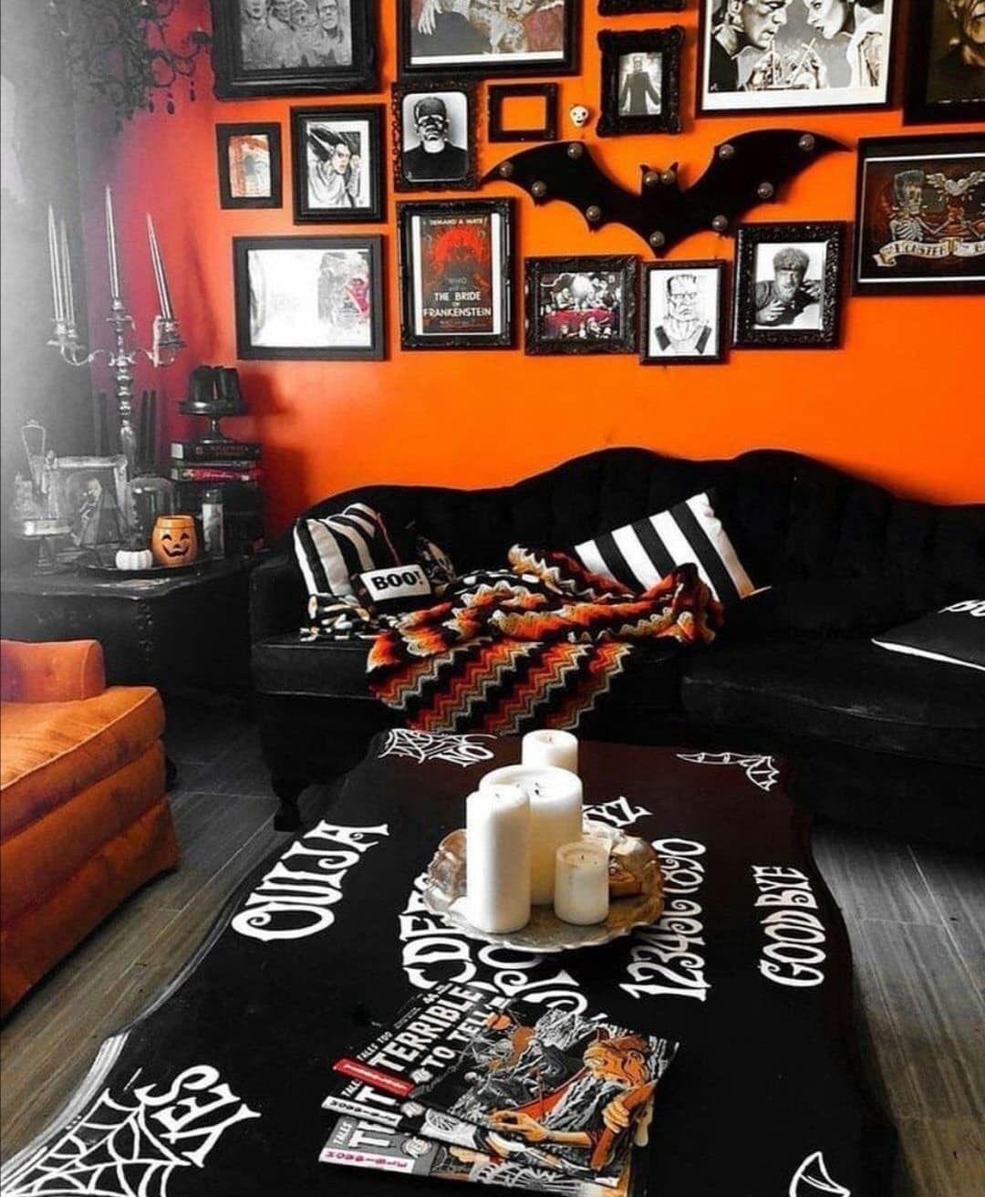 40++ Halloween living room decor ideas in 2021