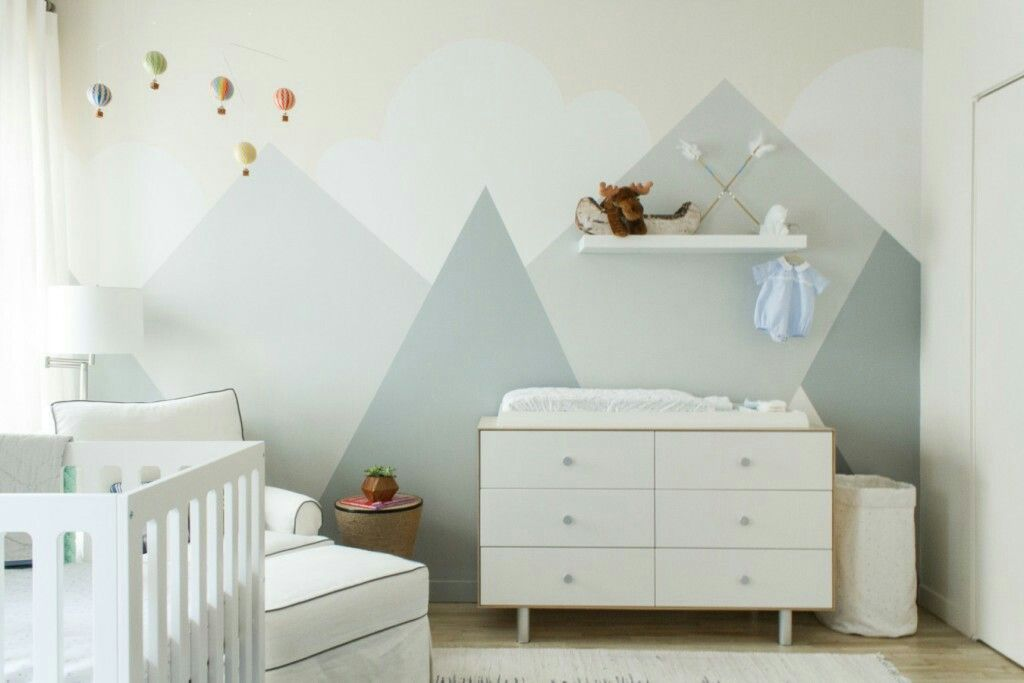 Pin van marianne de bruin op slaapkamer babykamer kinderkamer