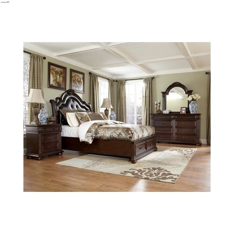 The Caprivi B686 Bedroom Collection By Ashley Signature Design