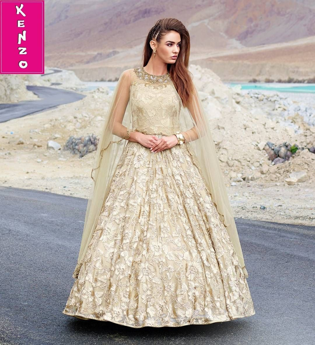8cae208d67 Get the best of the seasons collection exclusively at Kenzo Mumbai  #Lehengas #IndoWestern #EthnicWear #Gowns #Dresses #IndianWear #IndianGirl # Bridal ...