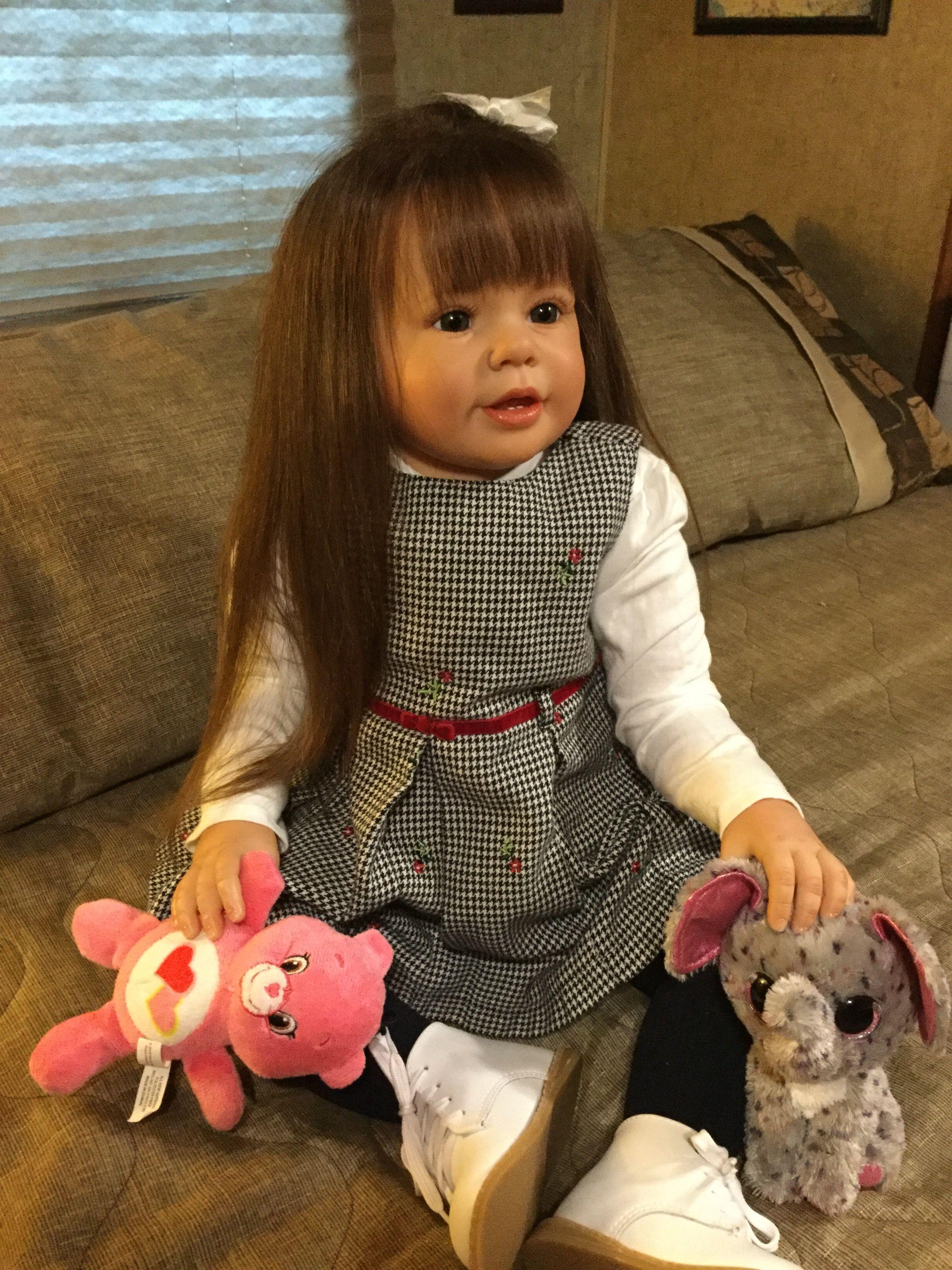 Skylar Nicole Toddler Reborn Reborn Dolls Baby Dolls