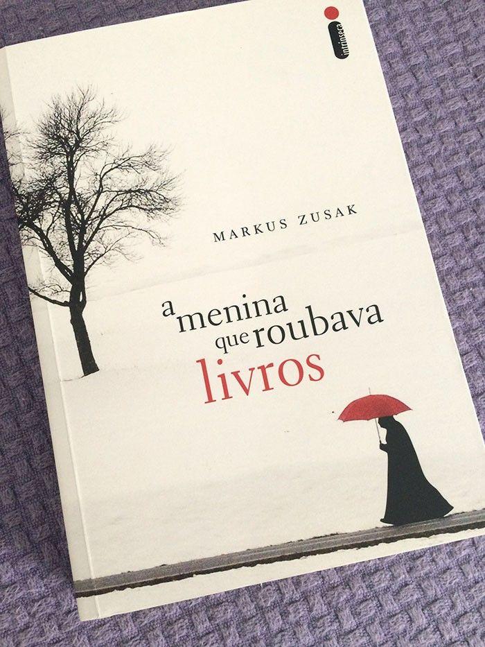 A Menina Que Roubava Livros De Markis Zusak Liesel Meminger E
