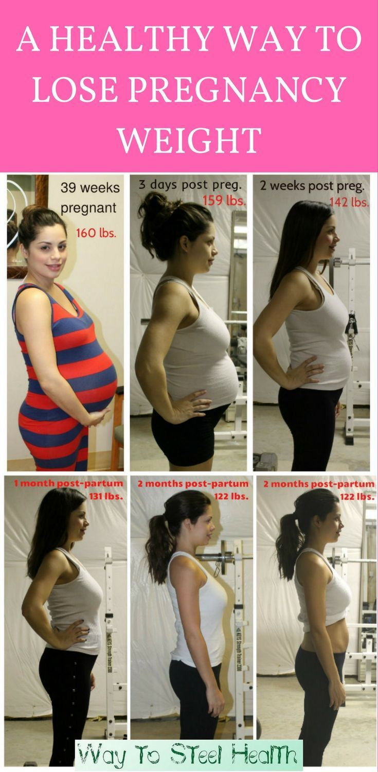 a healthy way to lose pregnancy weight healthy pregnancy