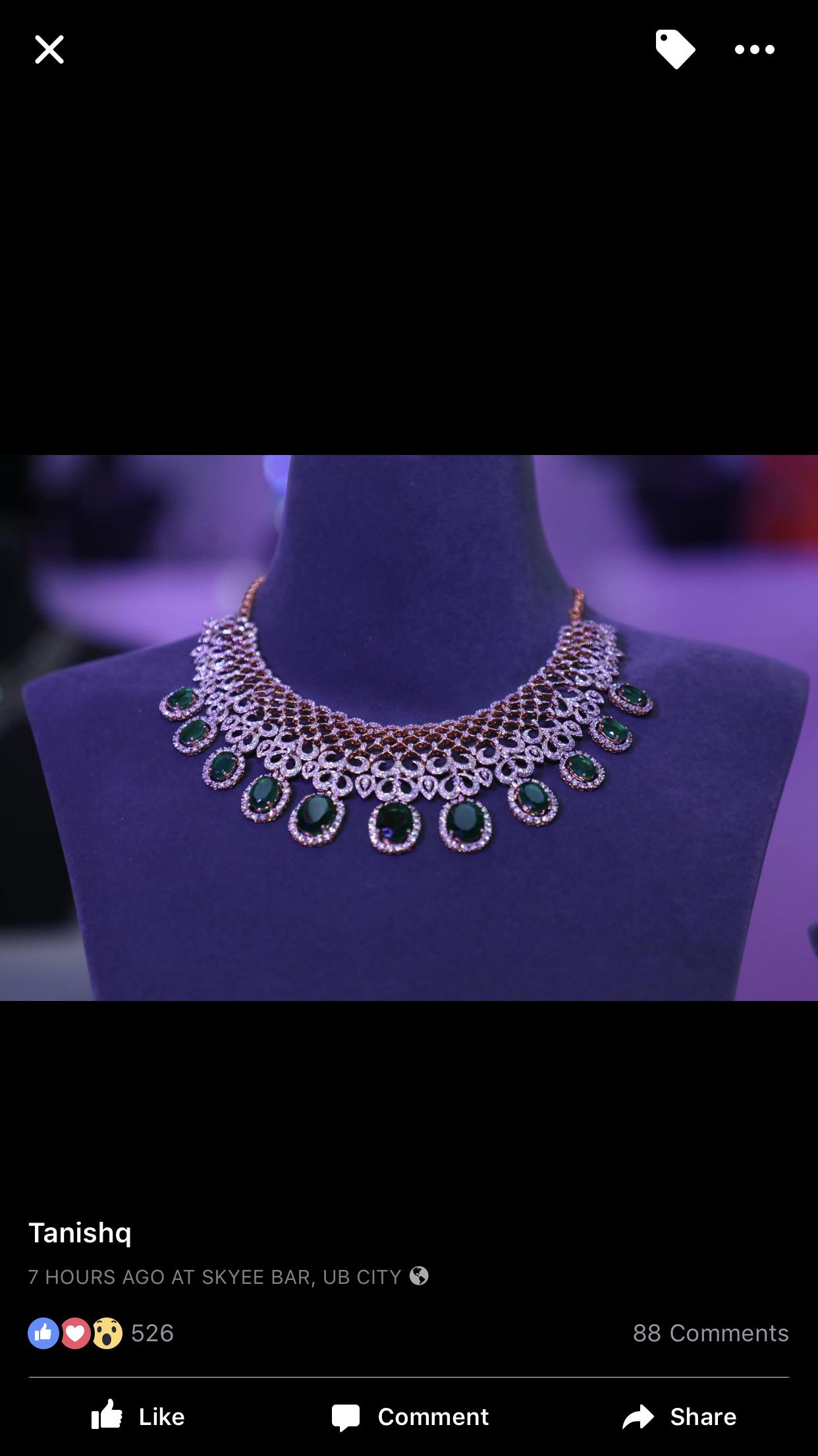 Pin by Mahathi Sarsani on Necklaces Pinterest