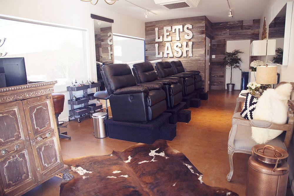 Lash Room Decor Recliner