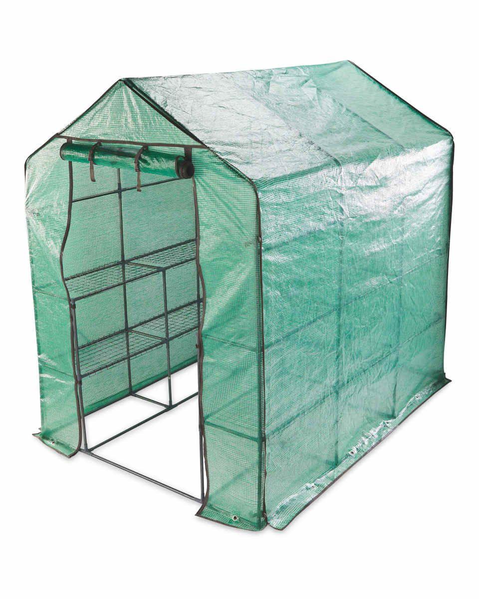 Gardenline Large Walk In Greenhouse Walk In Greenhouse 400 x 300