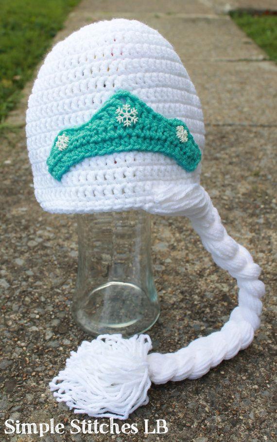Perfecto Patrón Del Sombrero Búho Libre Crochet Con Solapa Oído ...