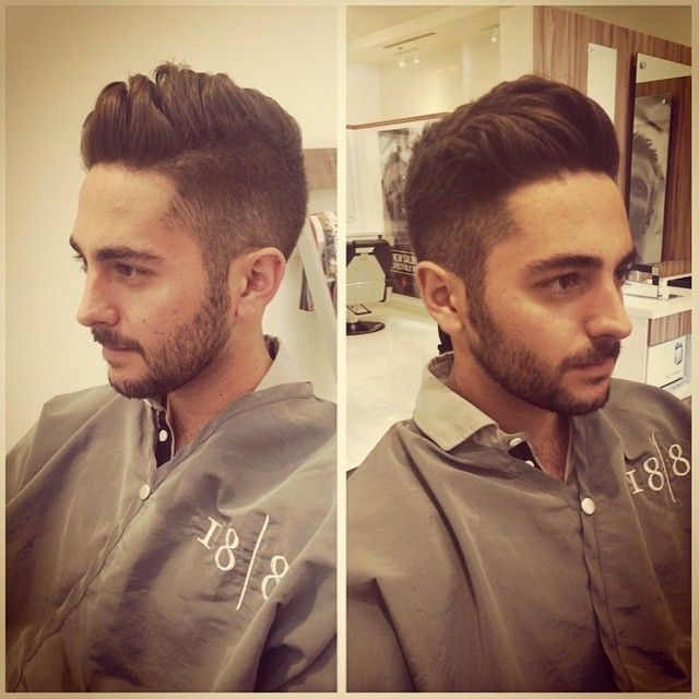 Pin On 18 8 Men S Haircuts Style