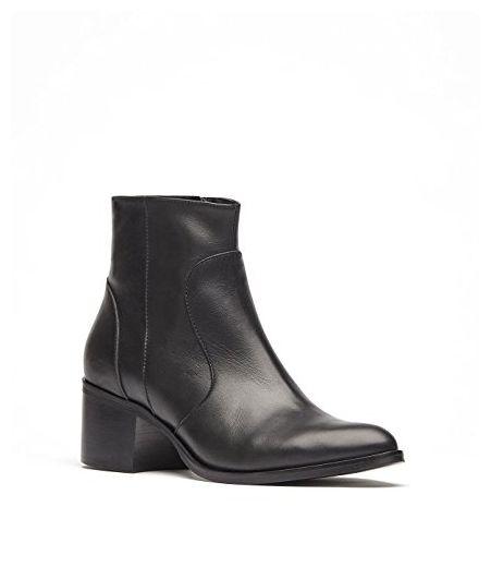 Angulus Boot w. elastic slip-on design 1400 Black, Schuhe, Stiefel & Boots, Hohe Boots, Schwarz, Female, 36