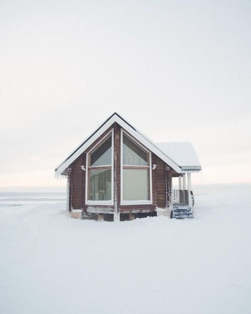 Away Image By Ilmar Selter Cabin House Exterior Cool Sheds