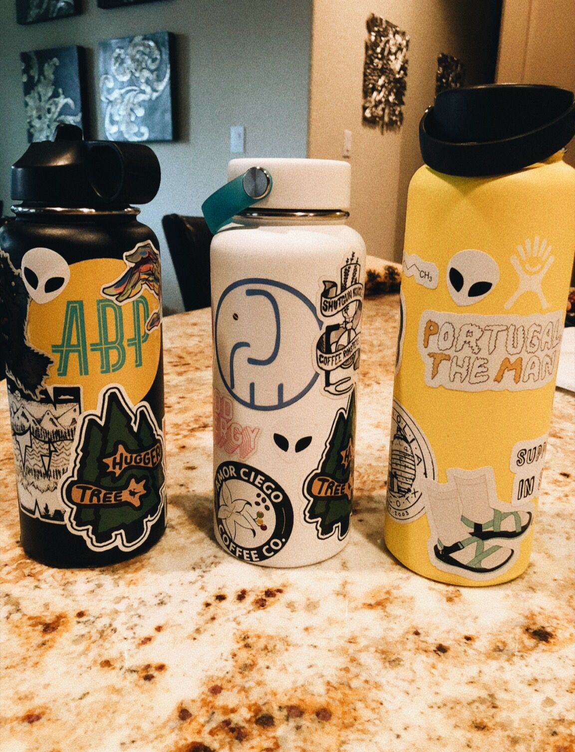 It is an image of Striking Hydro Flask Stickers Printable