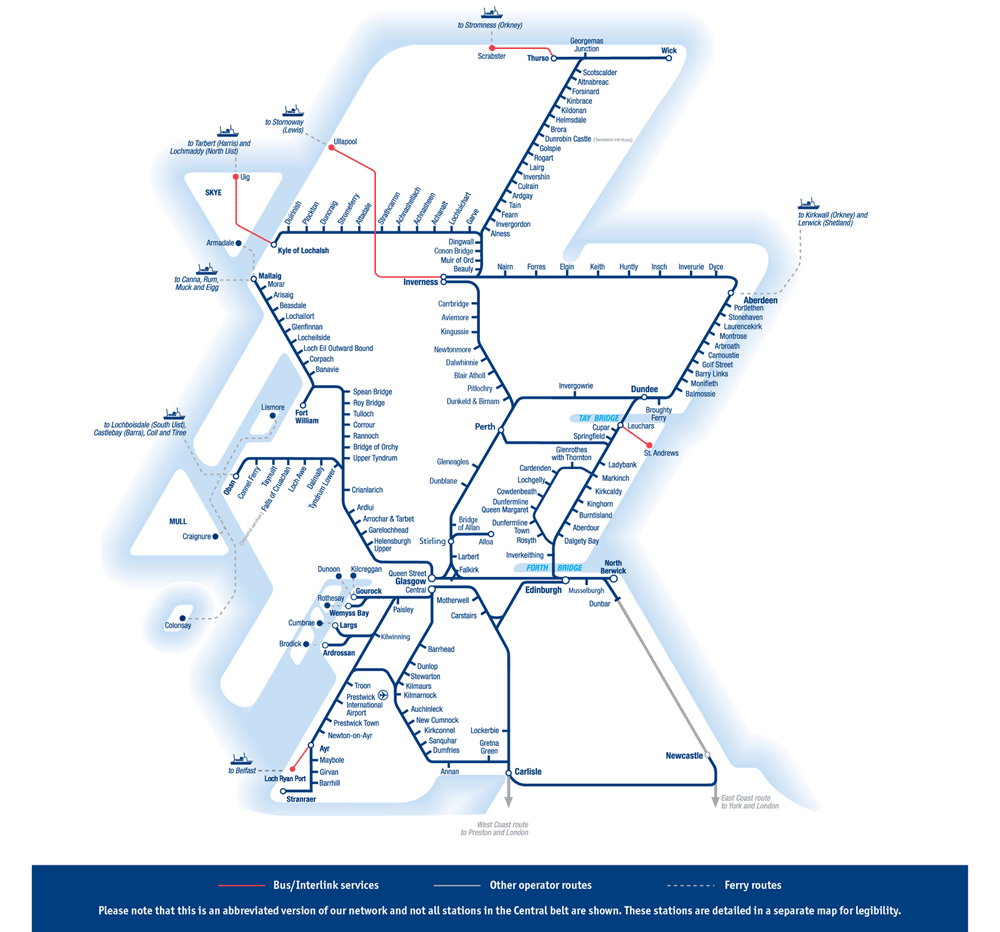 Train Routes In Scotland Map.Choose Your Route Scotrail Scotrail Train Timetable Train