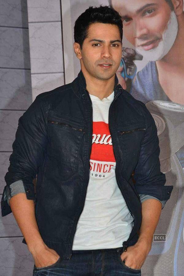Varun Dhawan during the announcement of brand ambassador ...