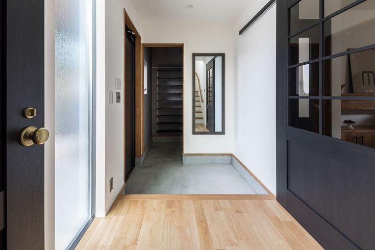 Material residence (Sumika)[Ikoma City]