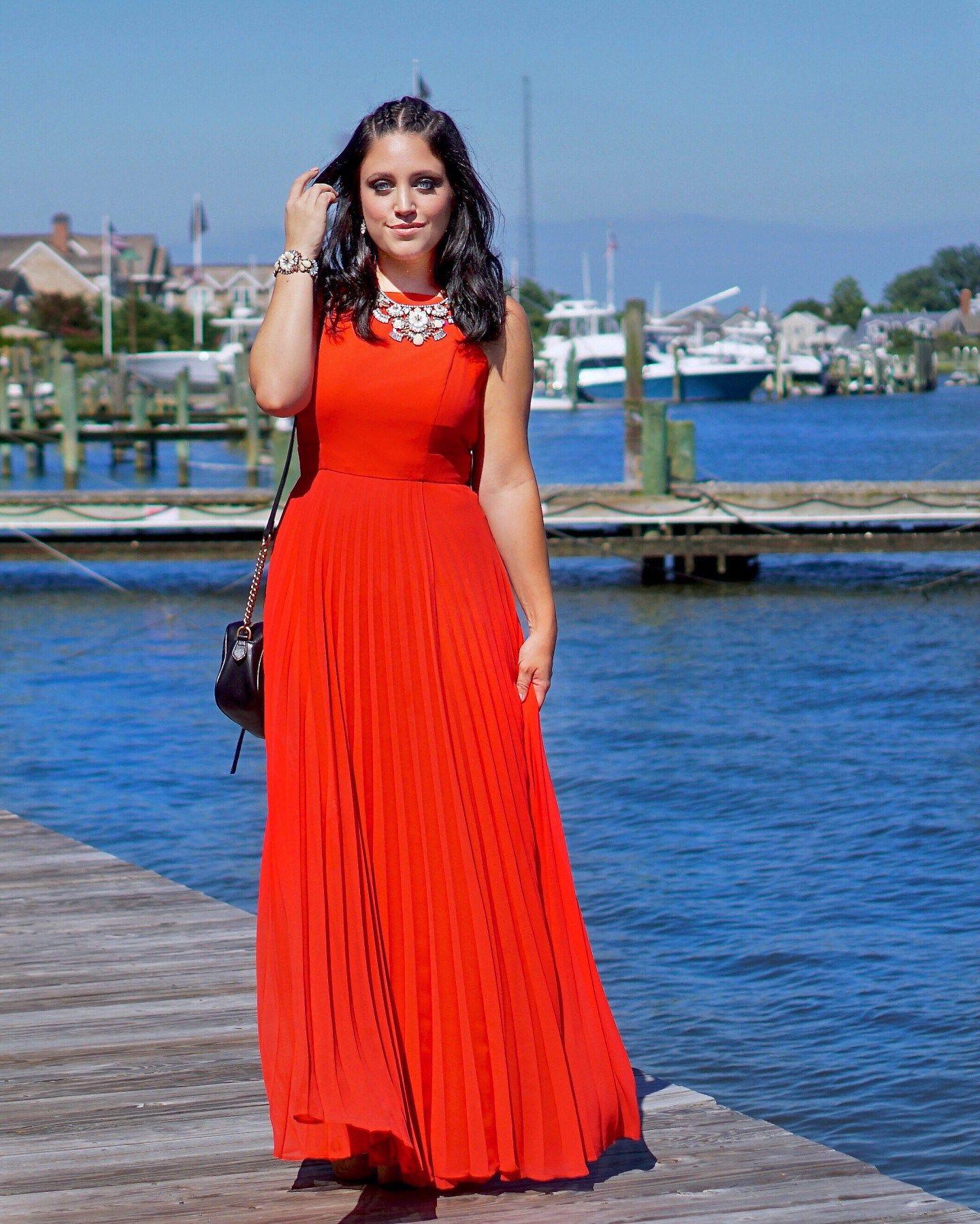 Wedding guest dress ideas  summer u wedding guest lookbook  indigo heights  Pinterest