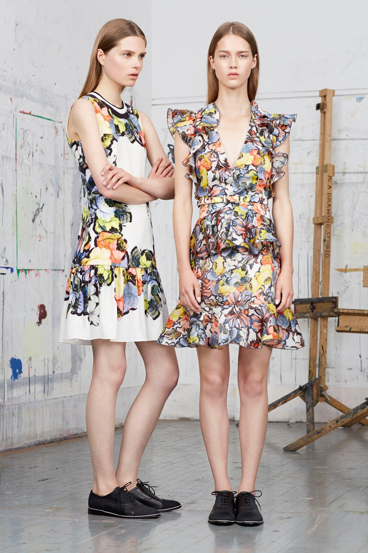 Erdem, pre-spring/summer 2015 fashion collection