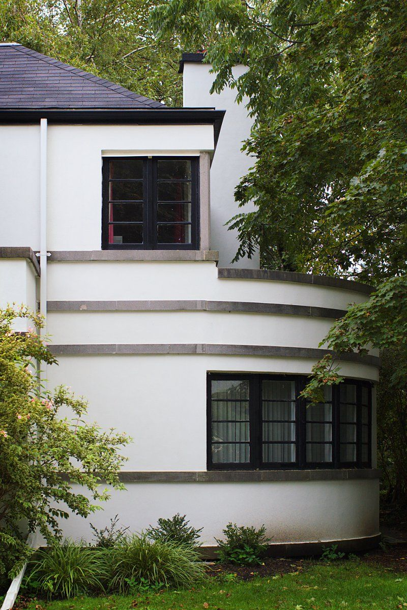Art Moderne house, Glasgow St, Kitchener