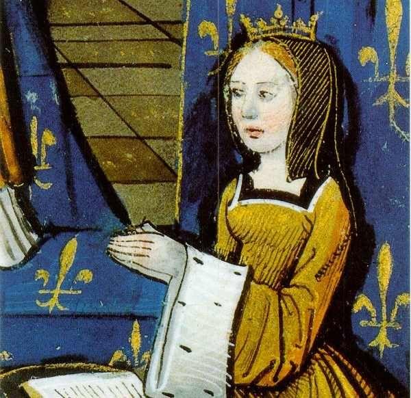 Anne De Bretagne Lors De La   La