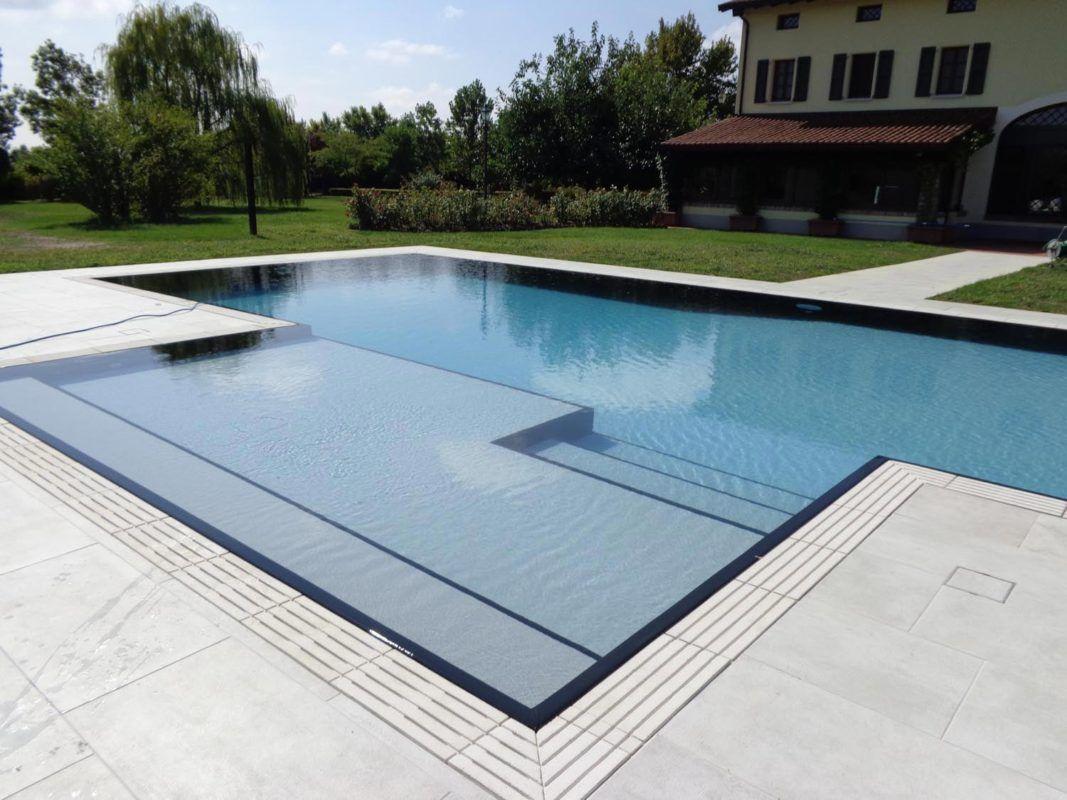 Piscine Sfioro A Cascata piscina a sfioro con cascata laterale - cerca con google