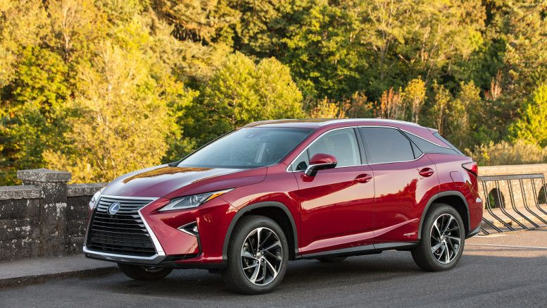 All you need to know about the new 2016 Lexus RX Review photos