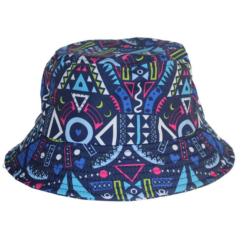 New Designer Fishman Cap Outdoor Novelty National Style Fishing Bob Women  Mens Bucket Hat 34557617d69