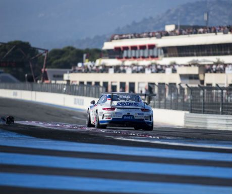 A family trip to the Paul Ricard Circuit in Provence