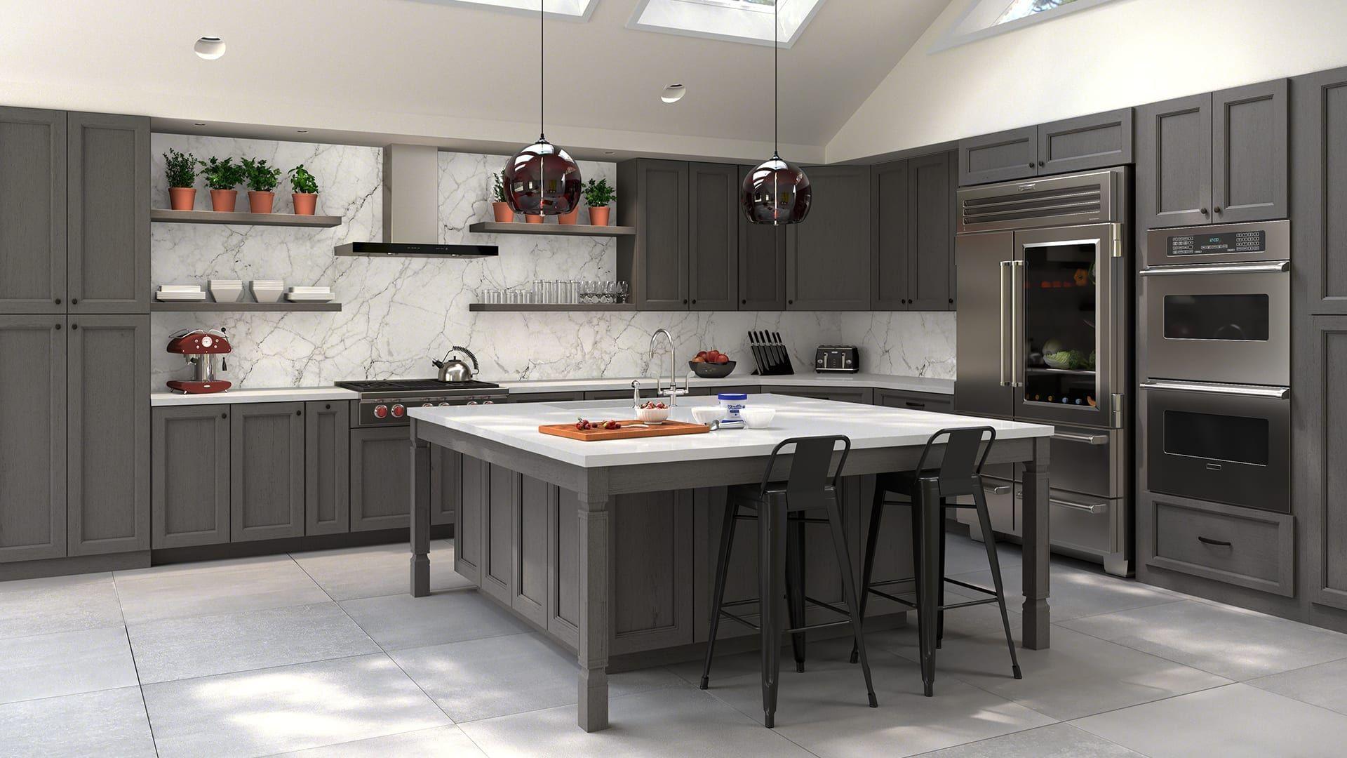 16++ Affordable shaker kitchen inspiration