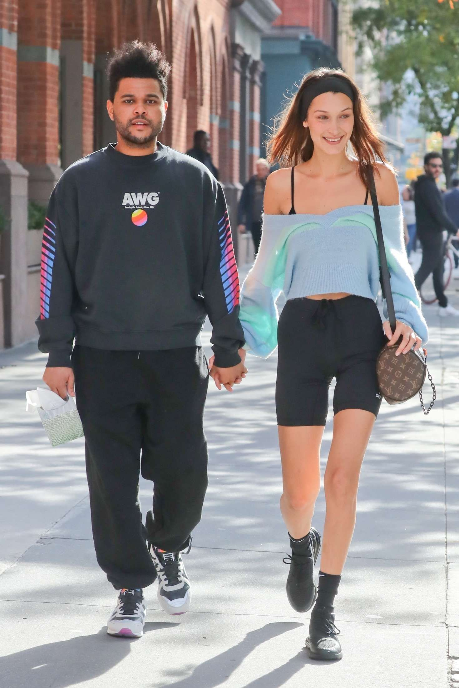 Image result for bella hadid the weeknd