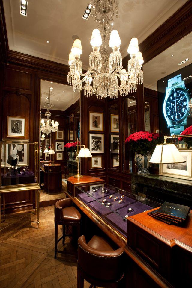 Ralph Lauren S Flagship Store In St Germain Paris Ralph Lauren Store Luxury House Designs Luxury Home Decor
