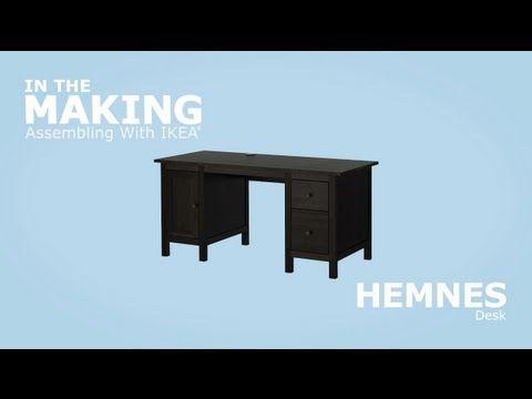 Ikea Hemnes Desk Assembly Instructions Http Evememorial Org Index Html Ikea Hemnes Desk Ikea Hemnes Desk Assembly