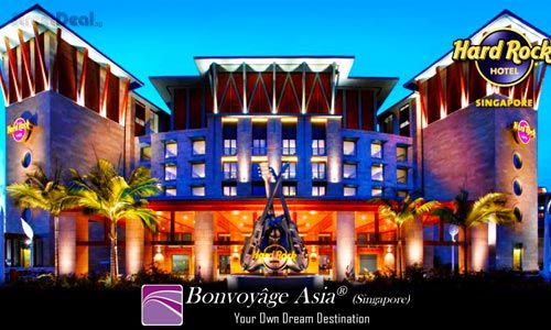 Limited Time Only Sentosa Rws Hard Rock Hotel Universal Studios Only 208 Instead Of 316 Min 2 T Hard Rock Hotel Family Friendly Hotels Singapore Hotels