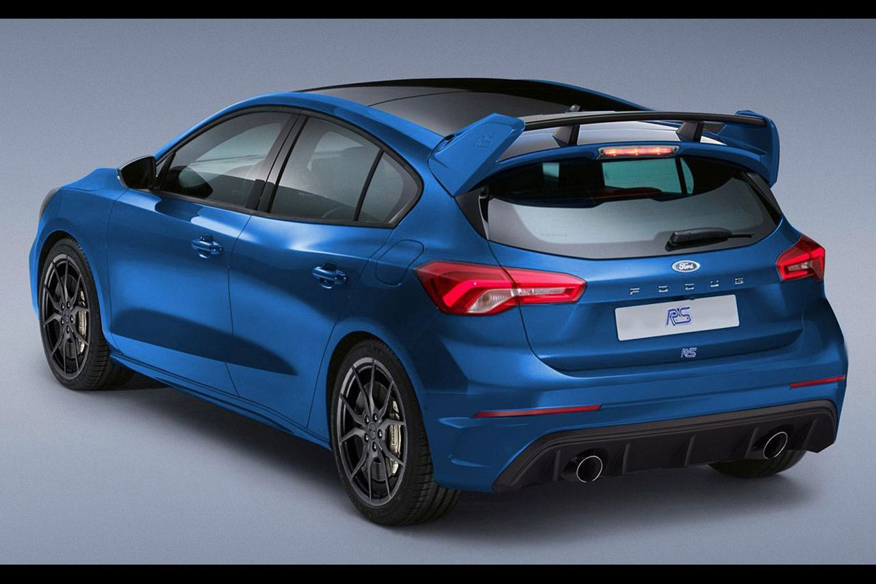 3 Ford Focus Rs St Geschichte in 3  Ford focus rs, Ford
